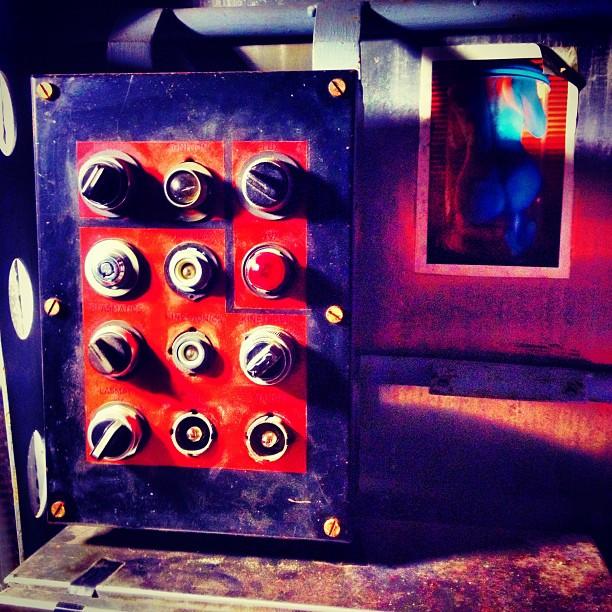 Engine Room #almostscientific