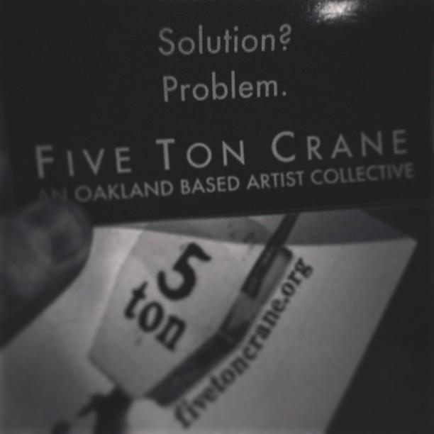 Problem? Solution. #almostscientific